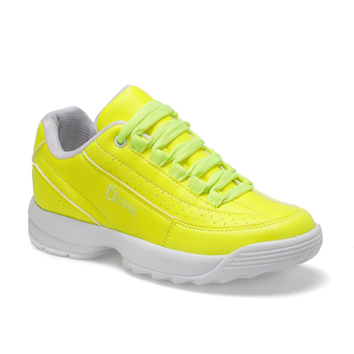 Sarı Spor Ayakkabı