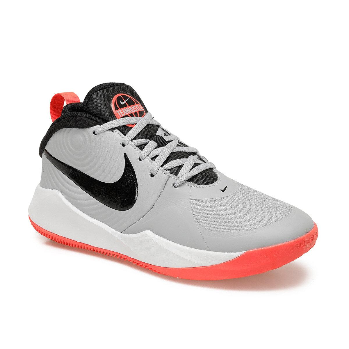 comentarista abrigo Poner a prueba o probar  Nike TEAM HUSTLE D 9 (GS) Gri Erkek Çocuk Basketbol Ayakkabısı 100532493 |  Flo