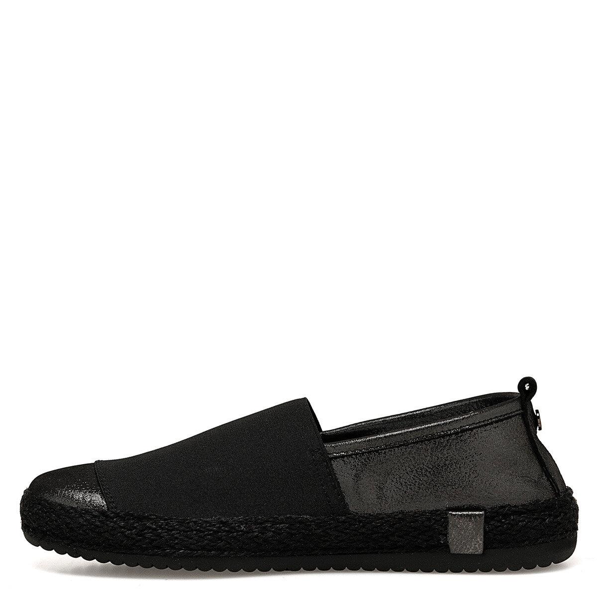 HENRI Siyah Kadın Günlük Ayakkabı