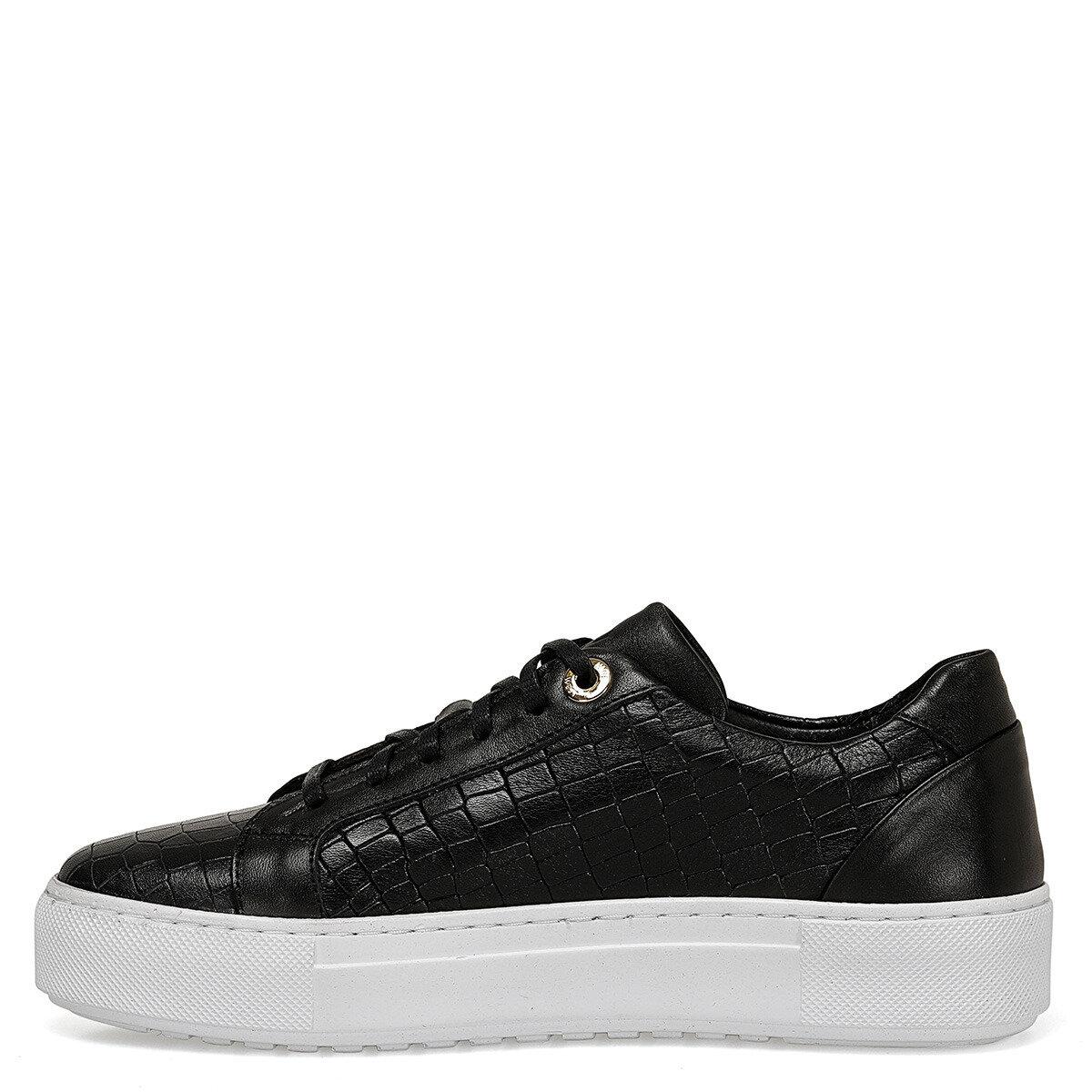 JANDY Siyah Kadın Spor Ayakkabı