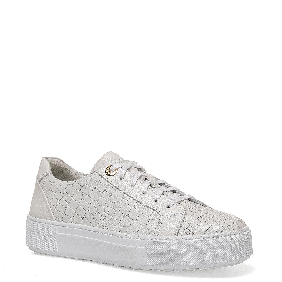 JANDY Beyaz Kadın Spor Ayakkabı