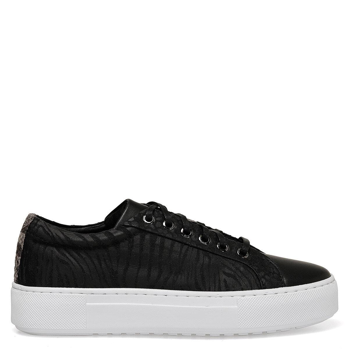 WARHOL Siyah Kadın Spor Ayakkabı