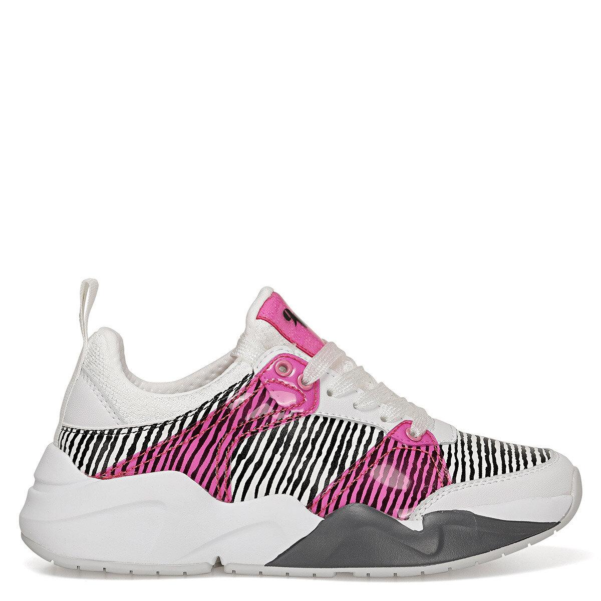 RAHAN Fuşya Kadın Sneaker