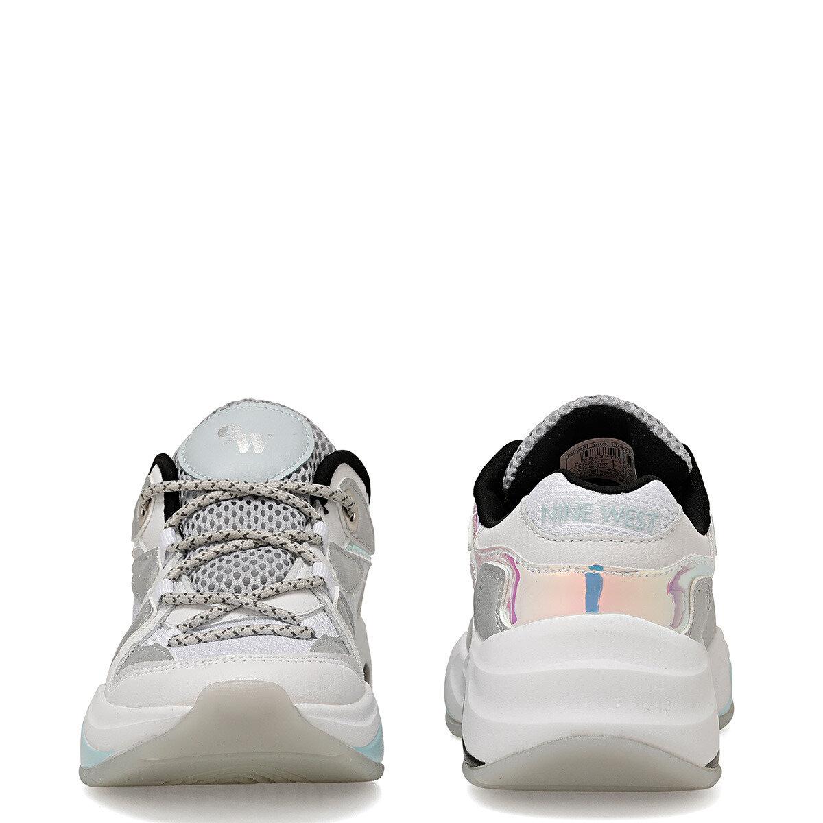 RANDOR BEYAZ GRI Kadın Sneaker