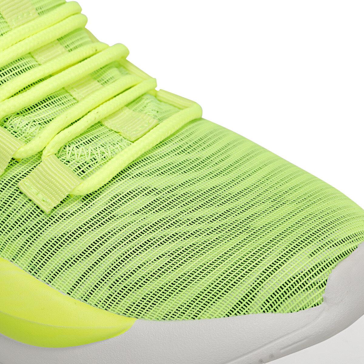 ROBAL Neon Sarı Kadın Sneaker