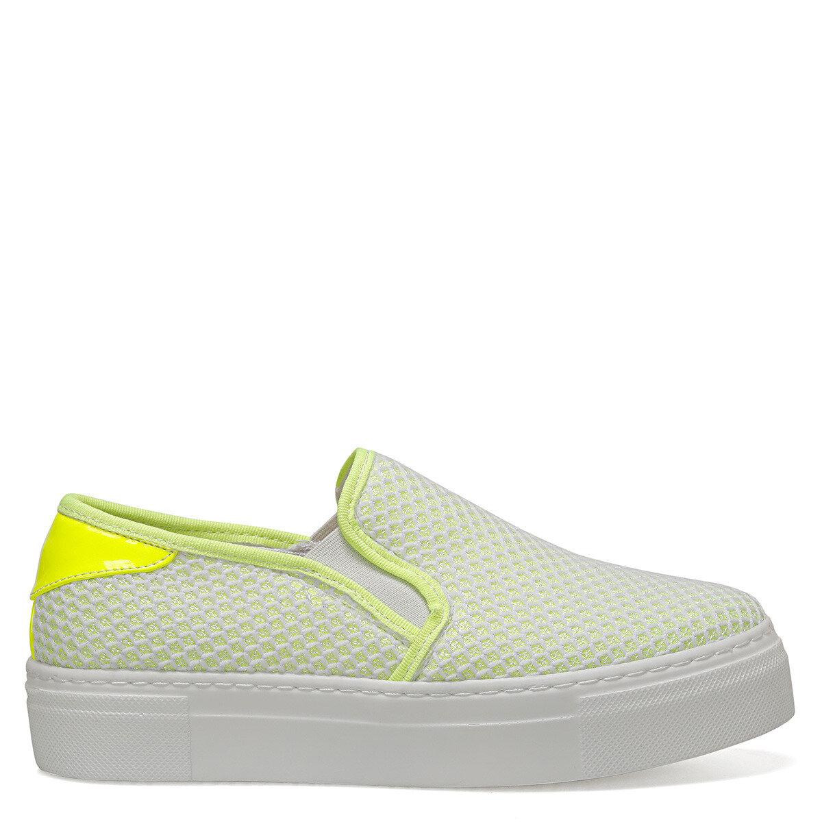 EDMANDA Sarı Kadın Slip On Ayakkabı