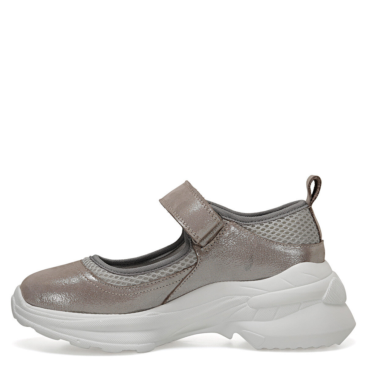 FLORENCE Vizon Kadın Sneaker