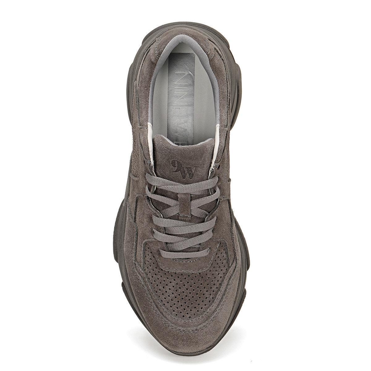 ALANIS Koyu Gri Kadın Sneaker