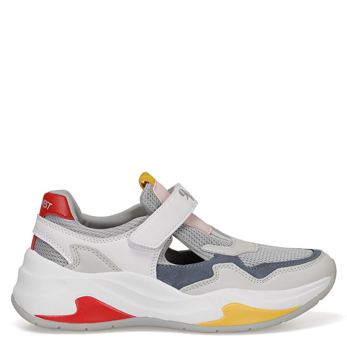 RAYA Beyaz Kadın Sneaker