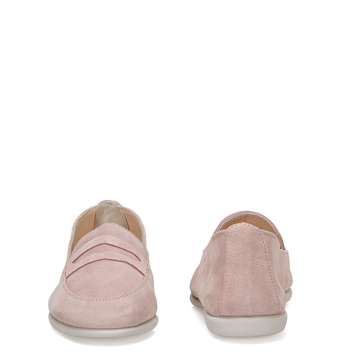 DARMELL Pembe Kadın Loafer Ayakkabı