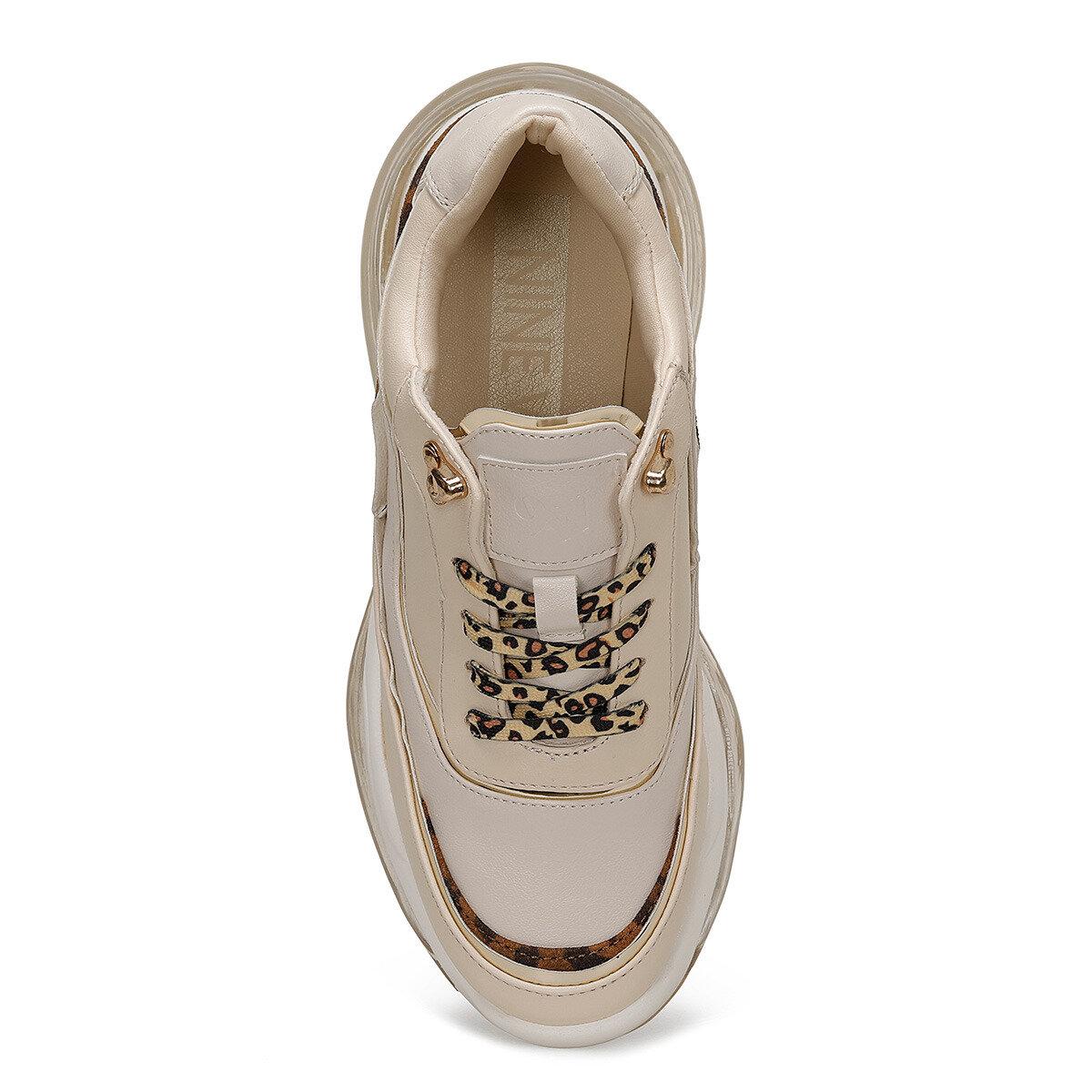 REMA2 Bej Kadın Sneaker