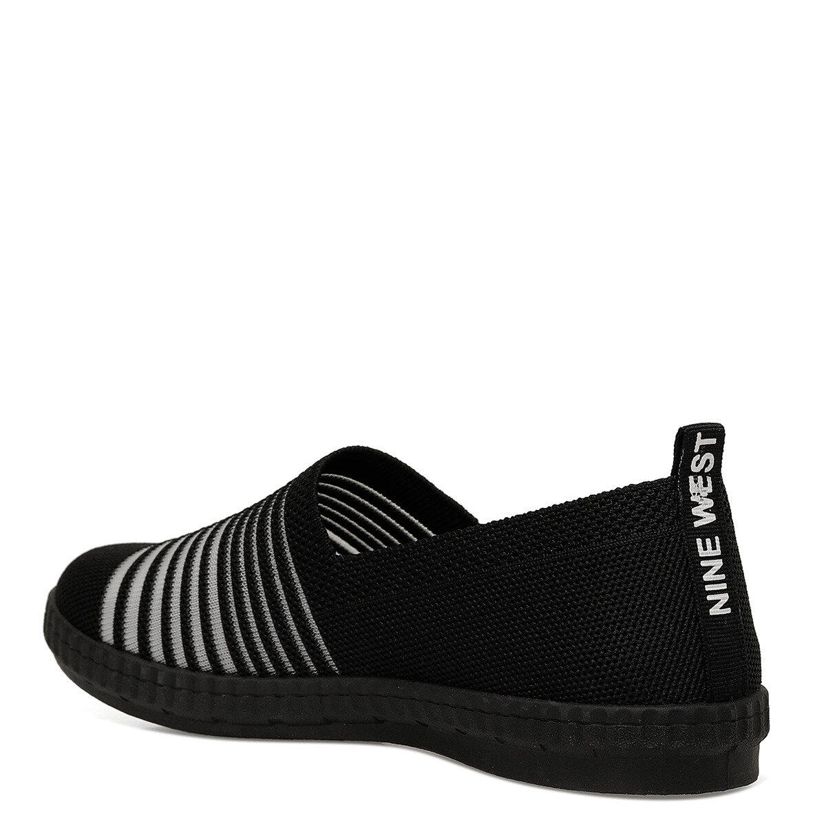 SHANA Siyah Kadın Slip On Ayakkabı