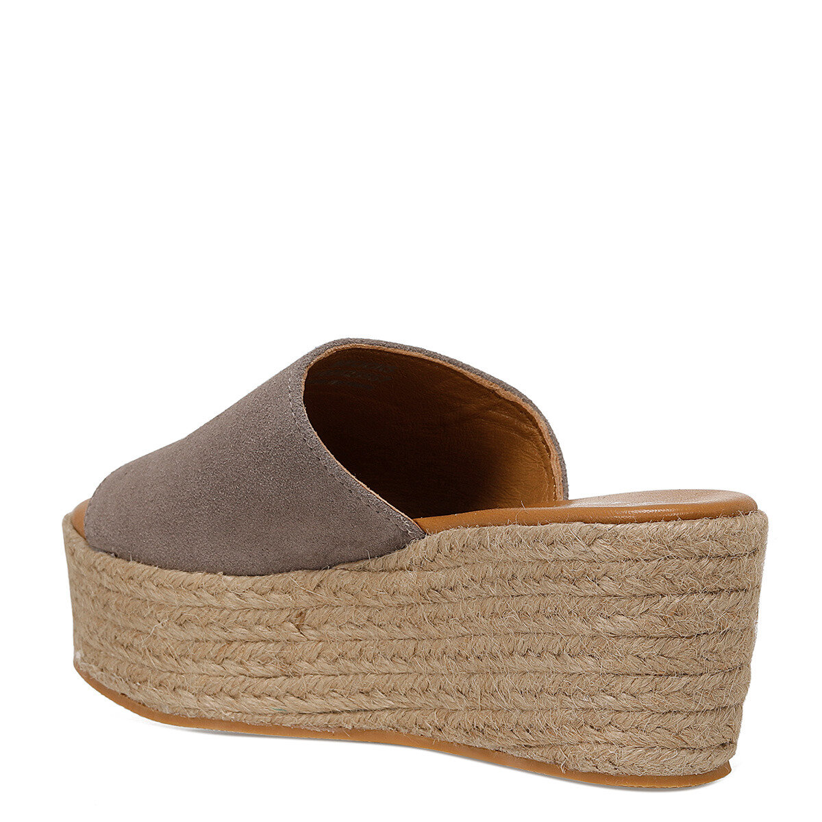 BROOKS Vizon Kadın Dolgu Topuklu Sandalet