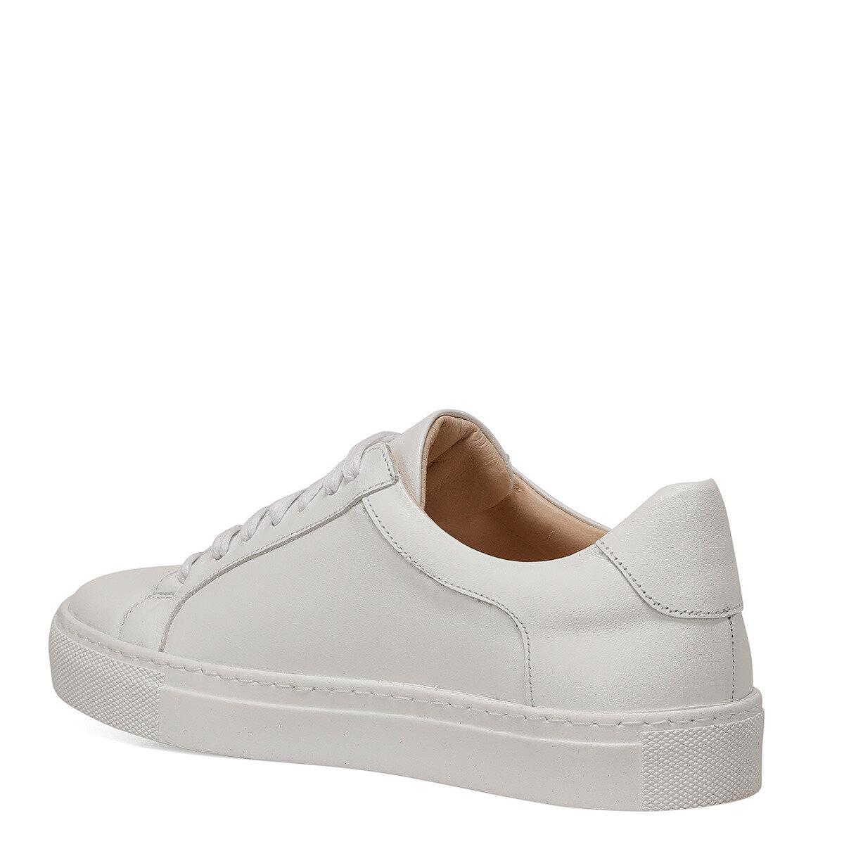 PUCISCA Beyaz Kadın Spor Ayakkabı