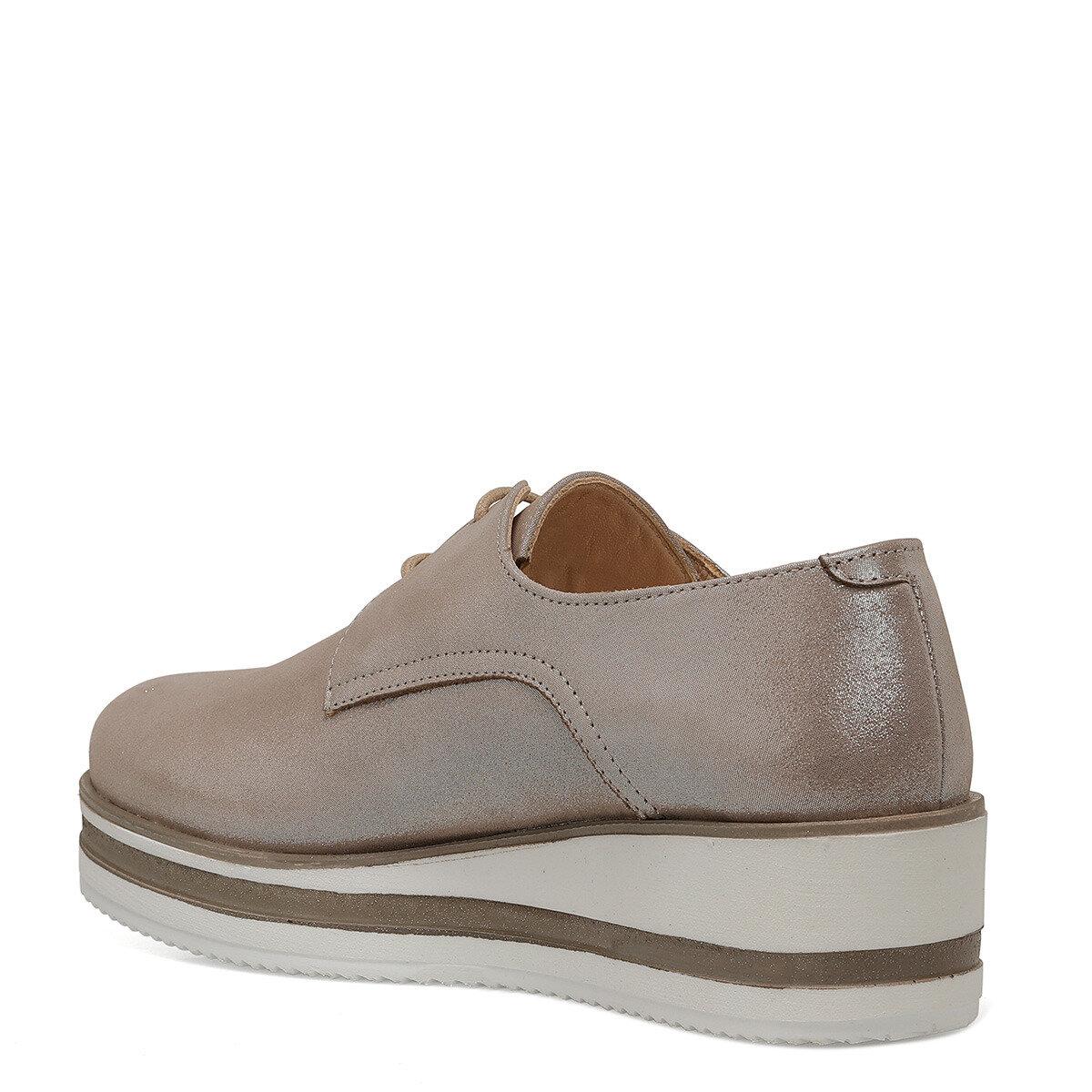 RUDOLF Vizon Kadın Dolgu Topuk Ayakkabı