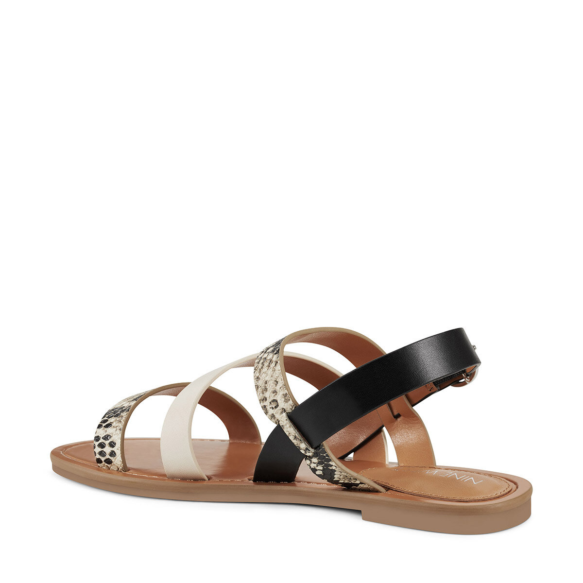 CLOIE3 Taba Kadın Düz Sandalet