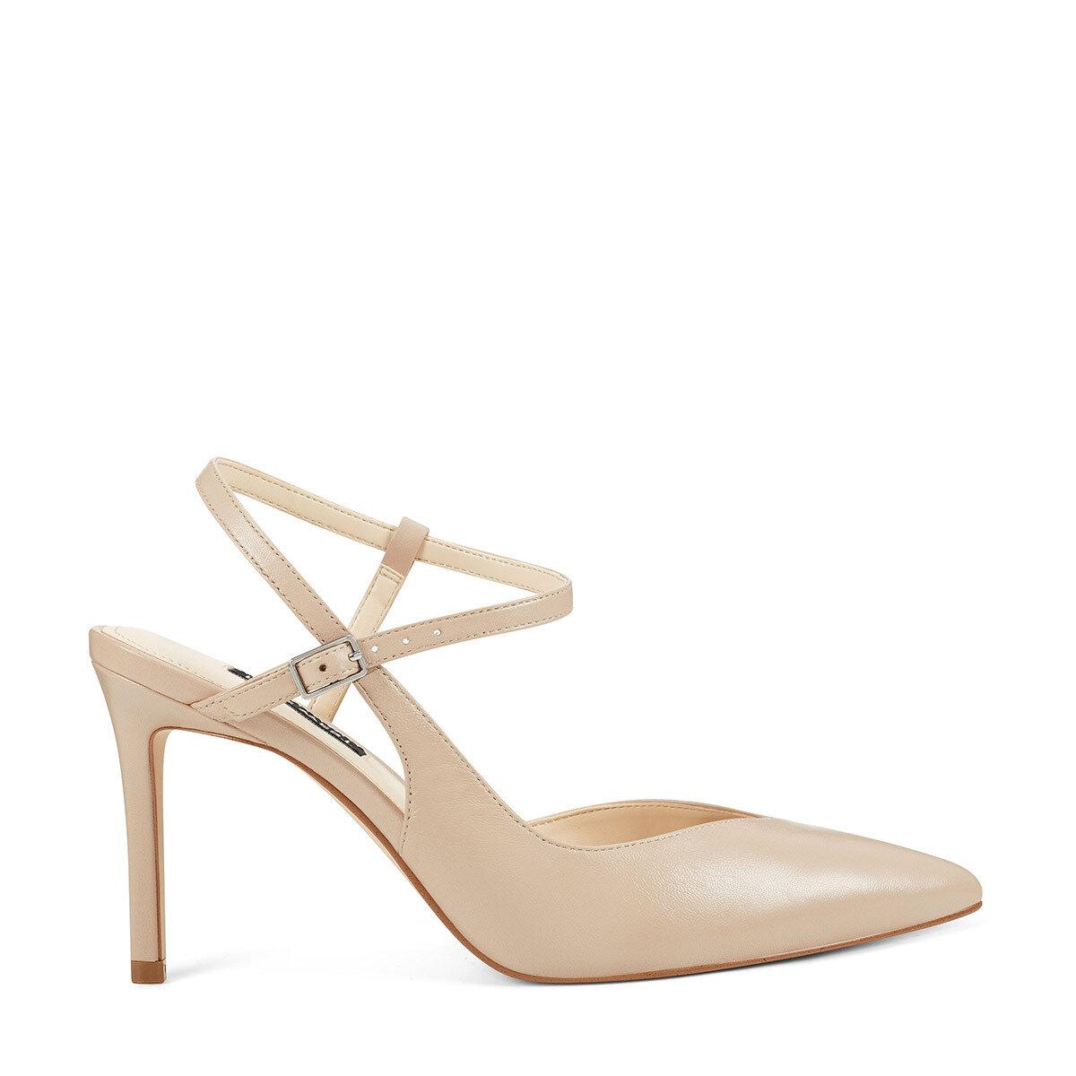 ELISA Naturel Kadın Gova Ayakkabı
