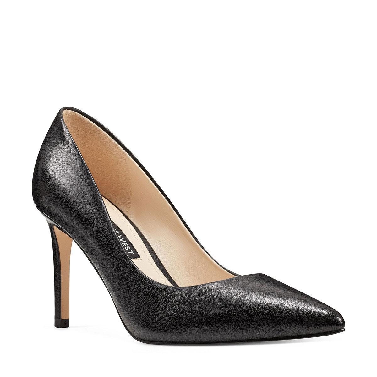 EZRA Siyah Kadın Gova Ayakkabı