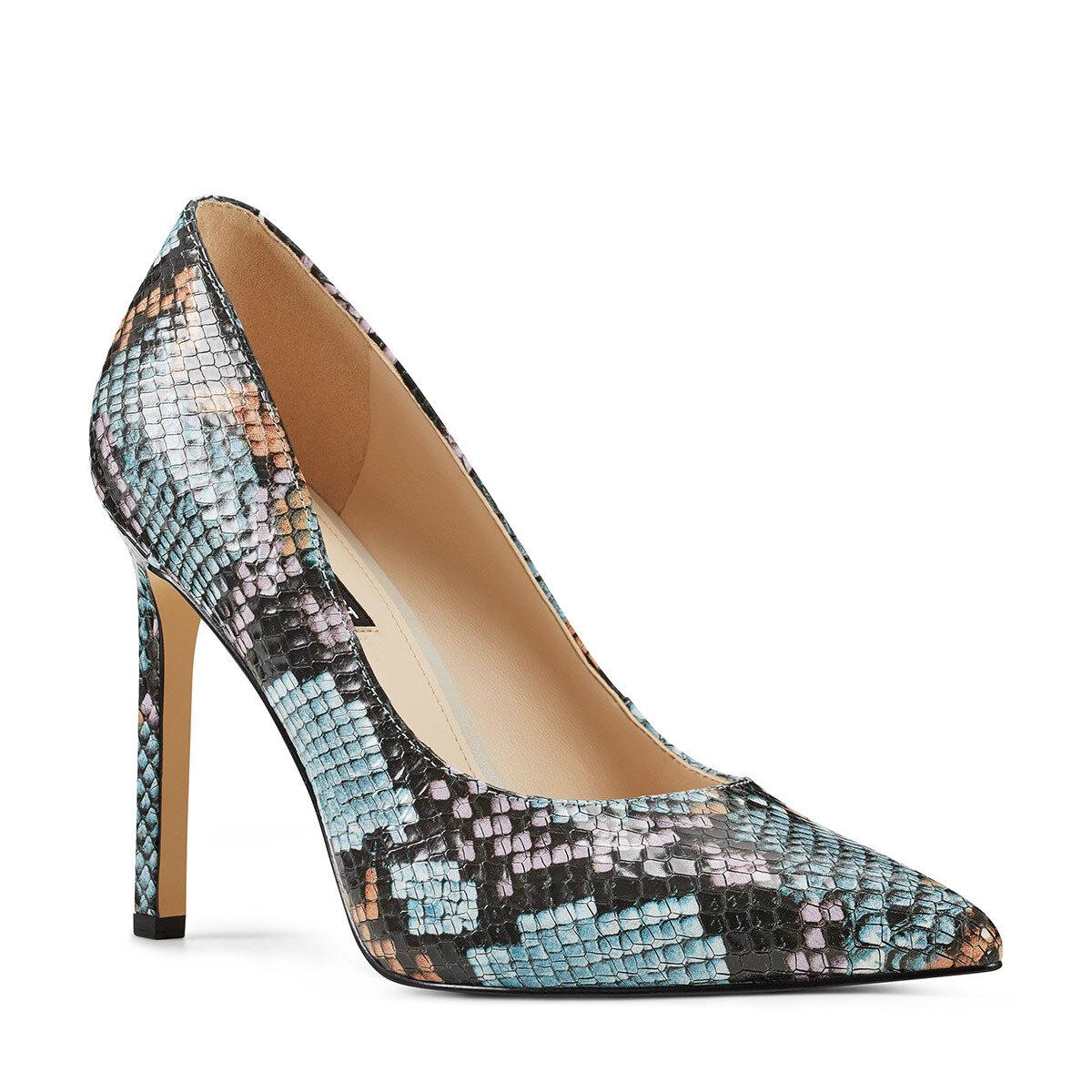 TATIANA Mavi Kadın Gova Ayakkabı