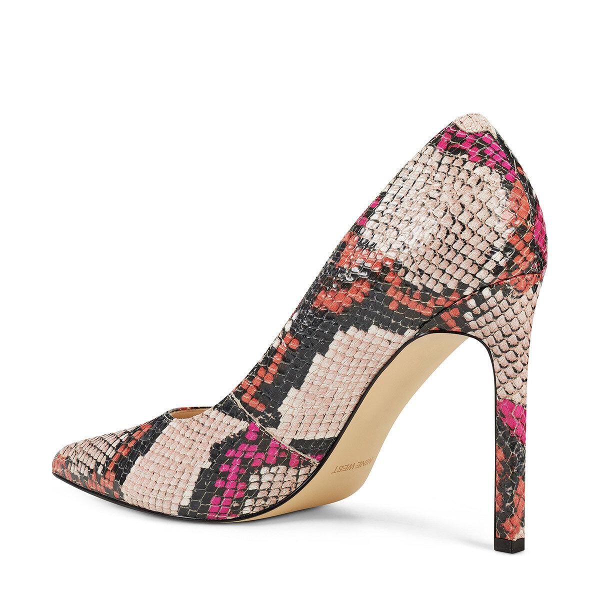TATIANA Pembe Kadın Gova Ayakkabı