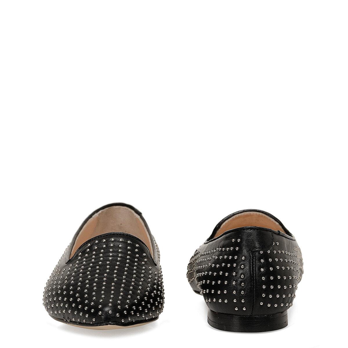 YOLANDA Siyah Kadın Loafer