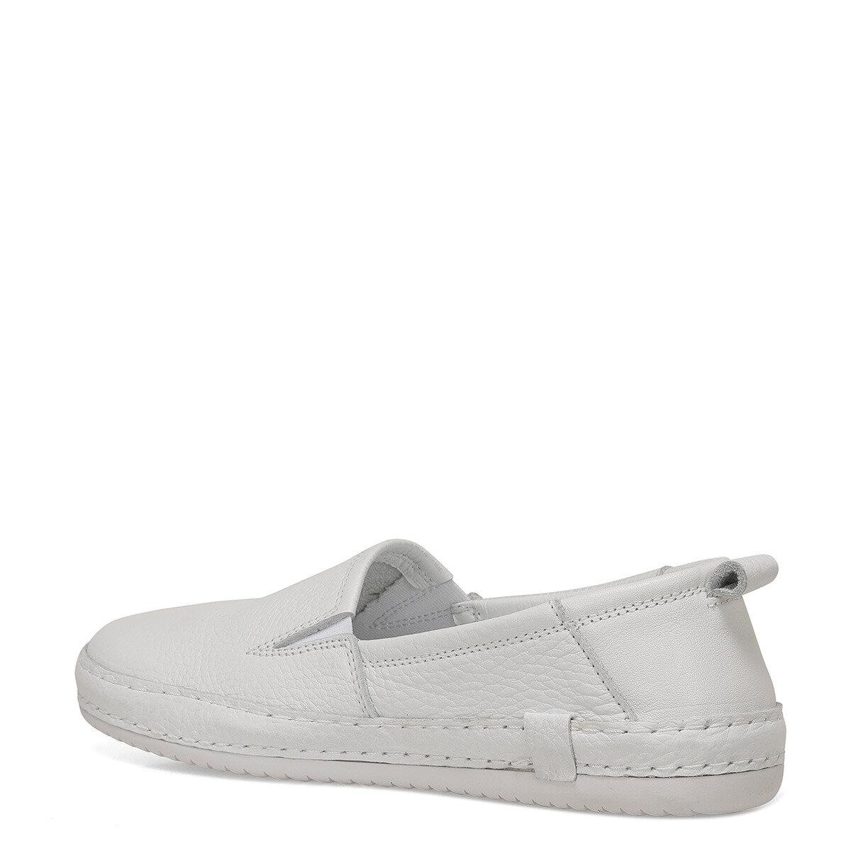 TISO Beyaz Kadın Günlük Ayakkabı