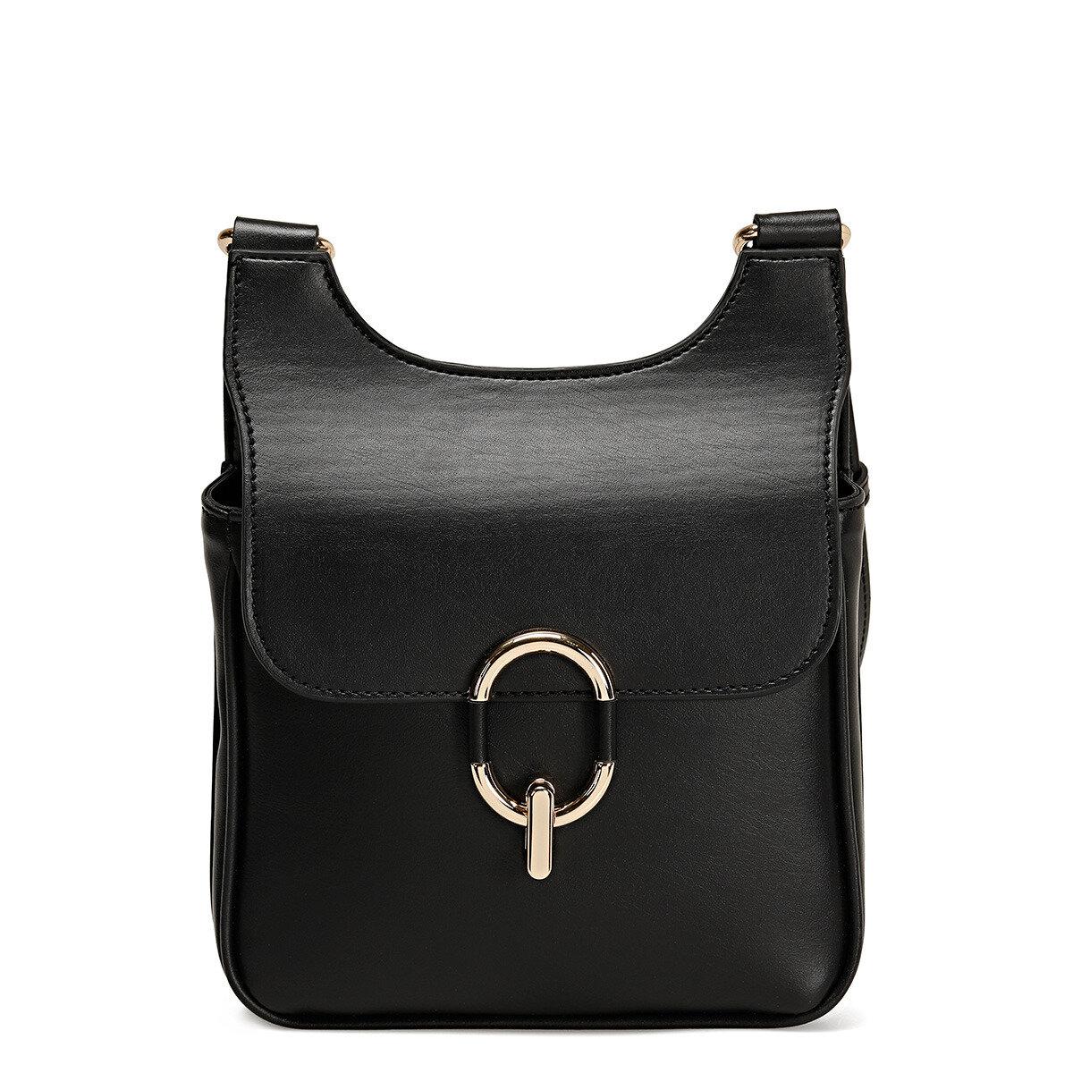 NOVINA Siyah Kadın Çapraz Çanta