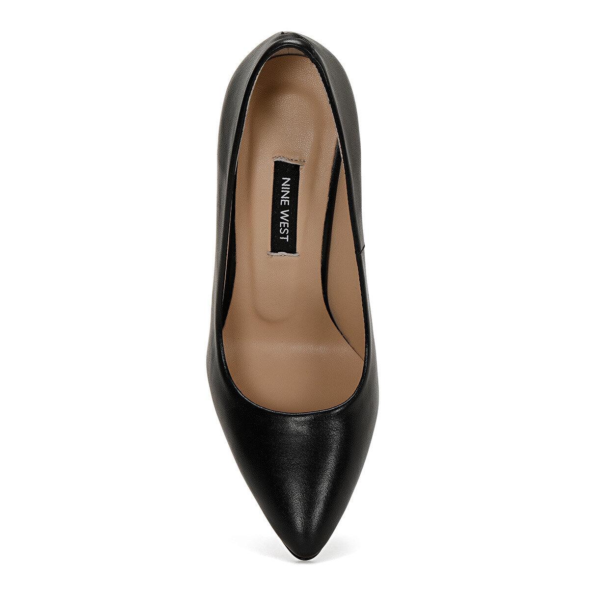 FRONTA Siyah Kadın Stiletto
