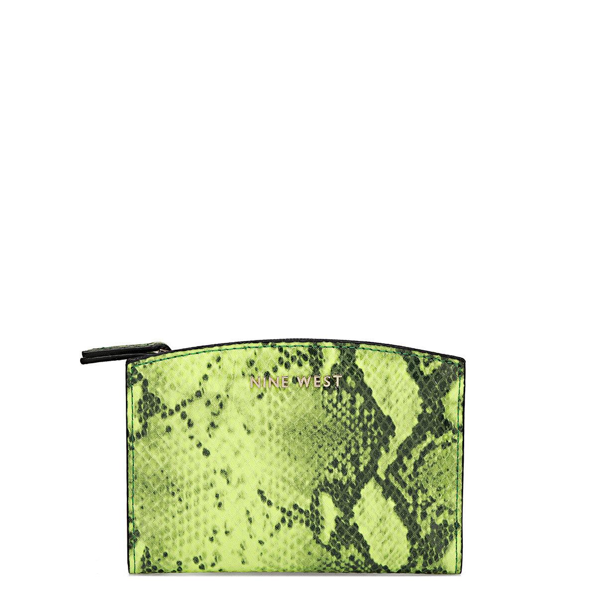 ESONNA Neon Yeşil Kadın Kartlık