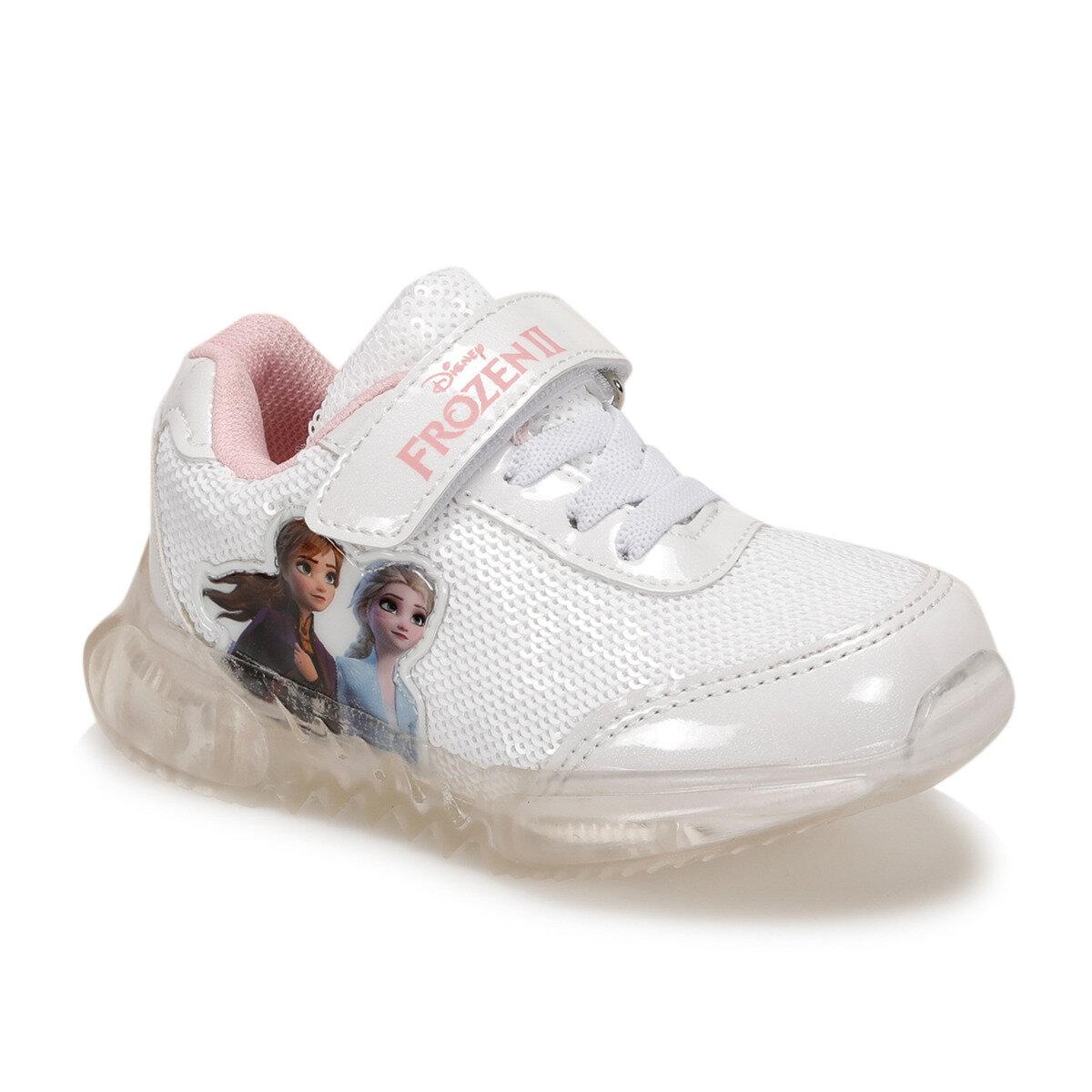 kayla p beyaz kiz cocuk spor ayakkabi