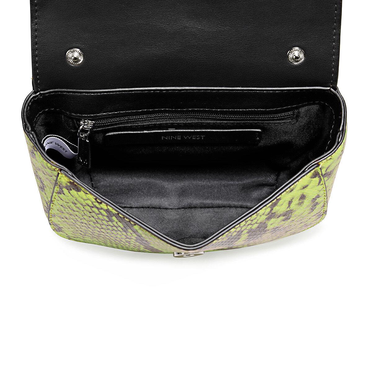 REMY NYK109280 Neon Yeşil Kadın Bel Çantası