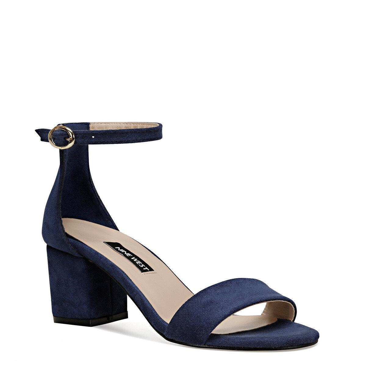 BADALIA Lacivert Kadın Sandalet