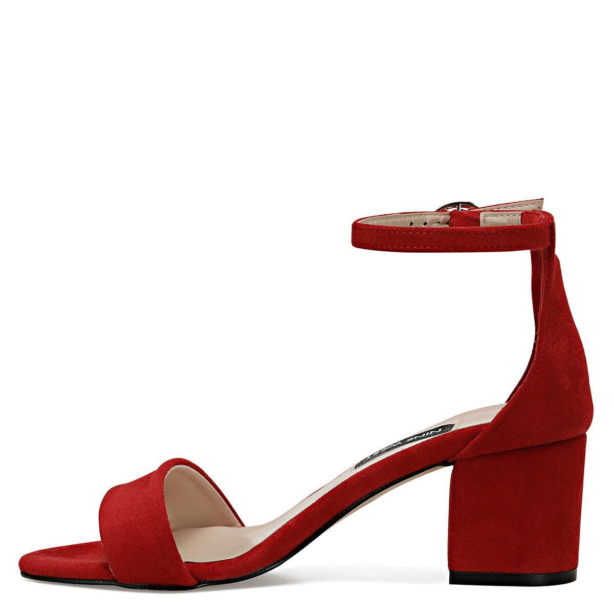 BADALIA Kırmızı Kadın Sandalet