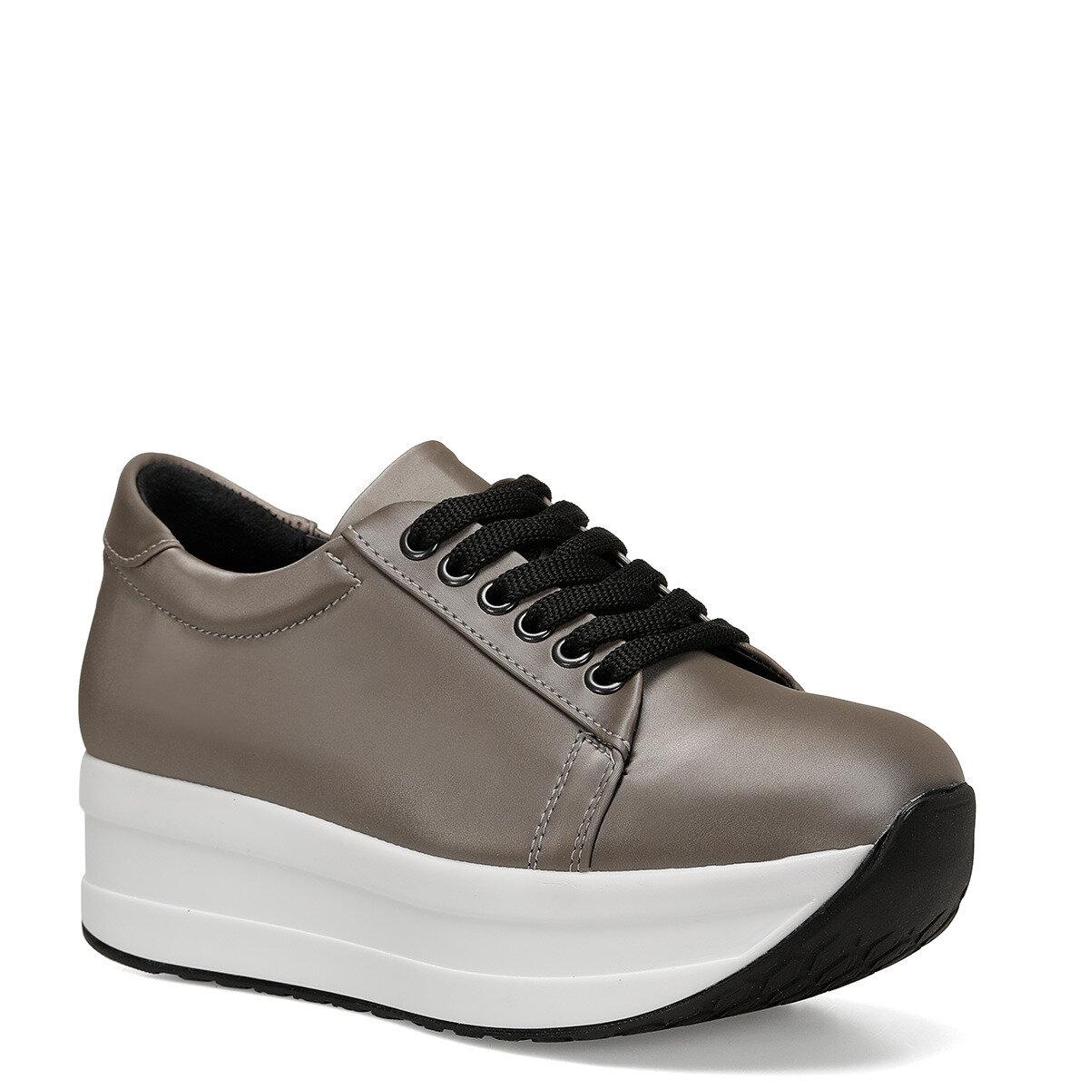 WILME Gri Kadın Sneaker