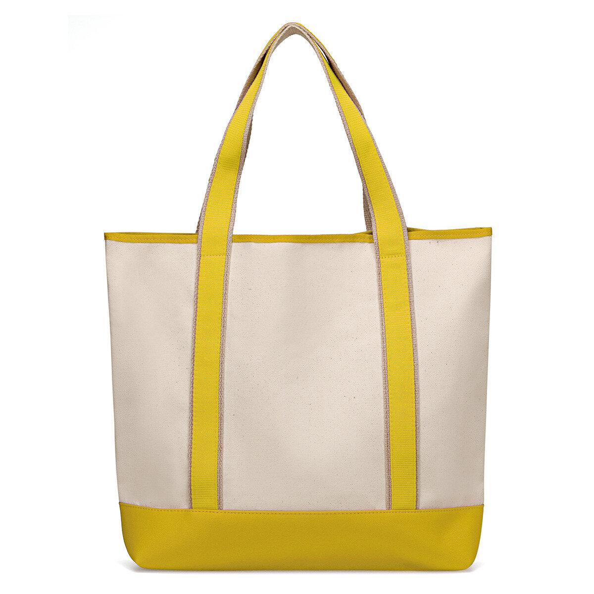 ALEN Sarı Kadın Omuz Çantası