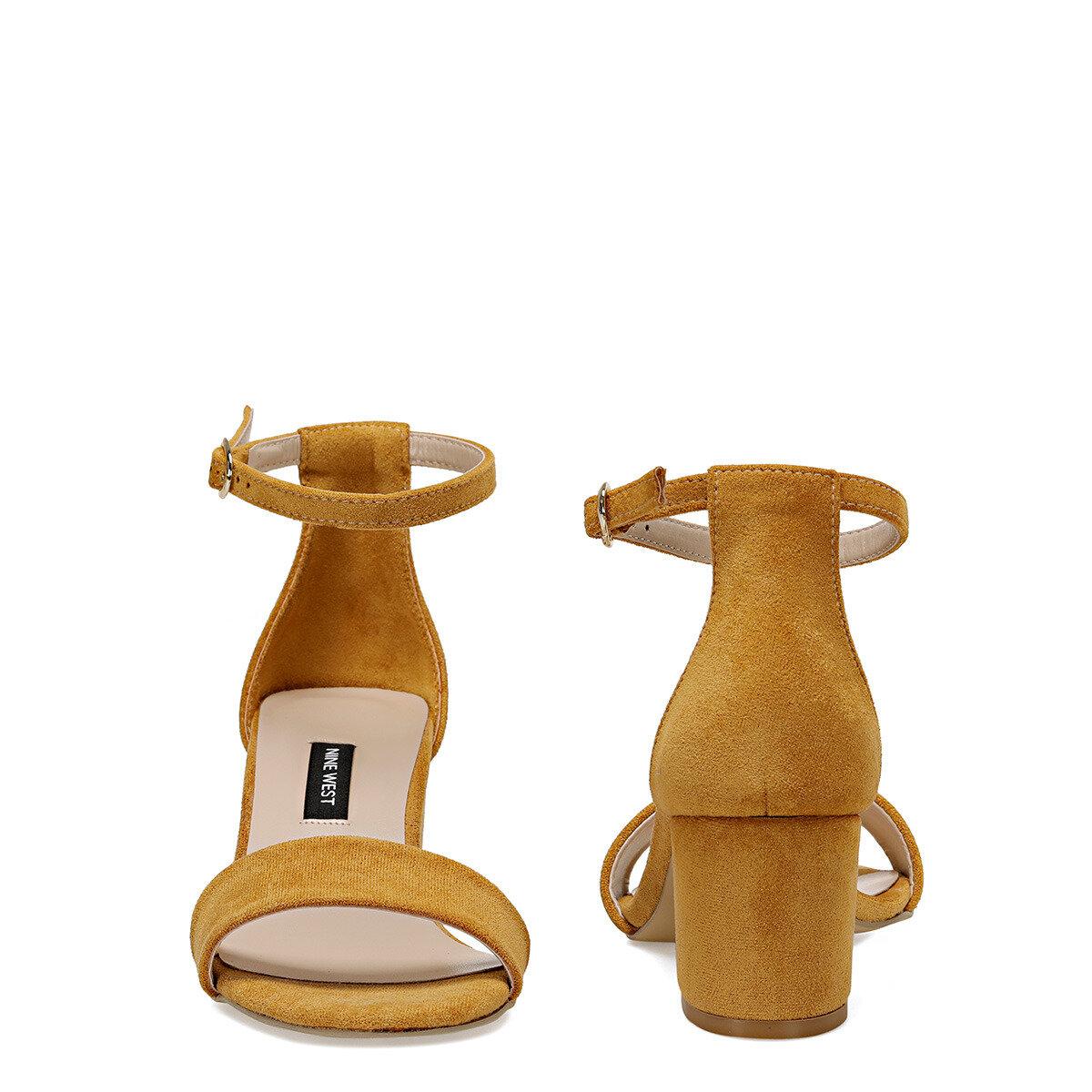 BADALIA Sarı Kadın Sandalet
