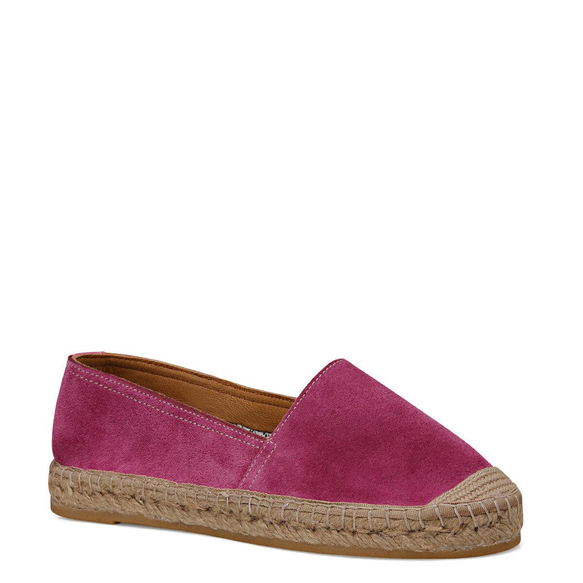 CASSATT Fuşya Kadın Espadril Ayakkabı