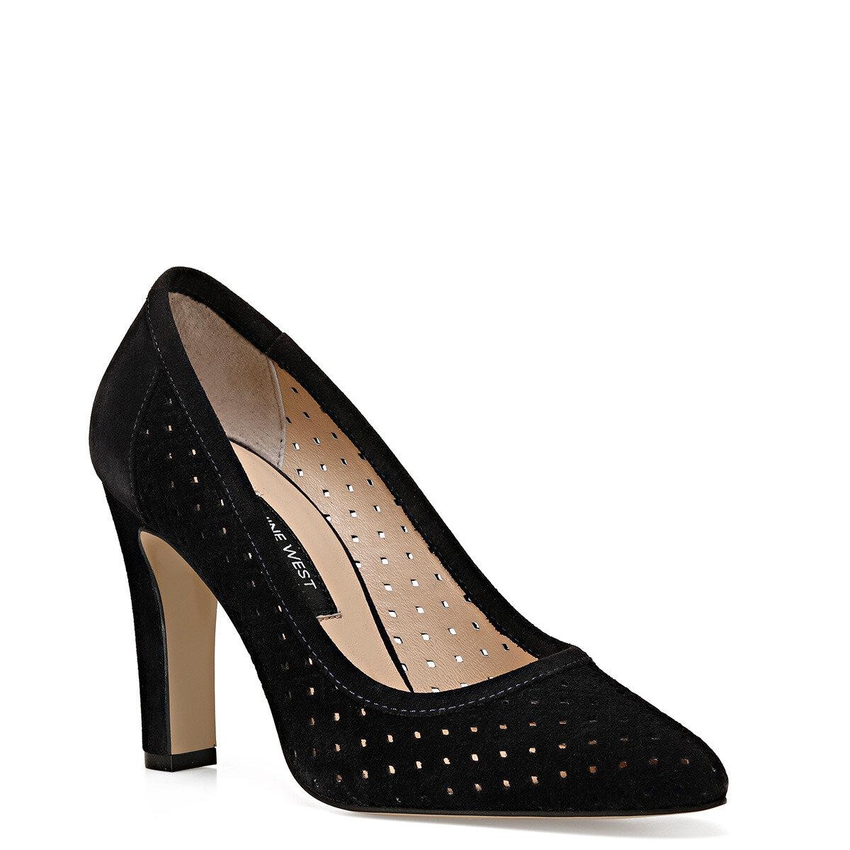 HOLDEN Lacivert Kadın Topuklu Ayakkabı