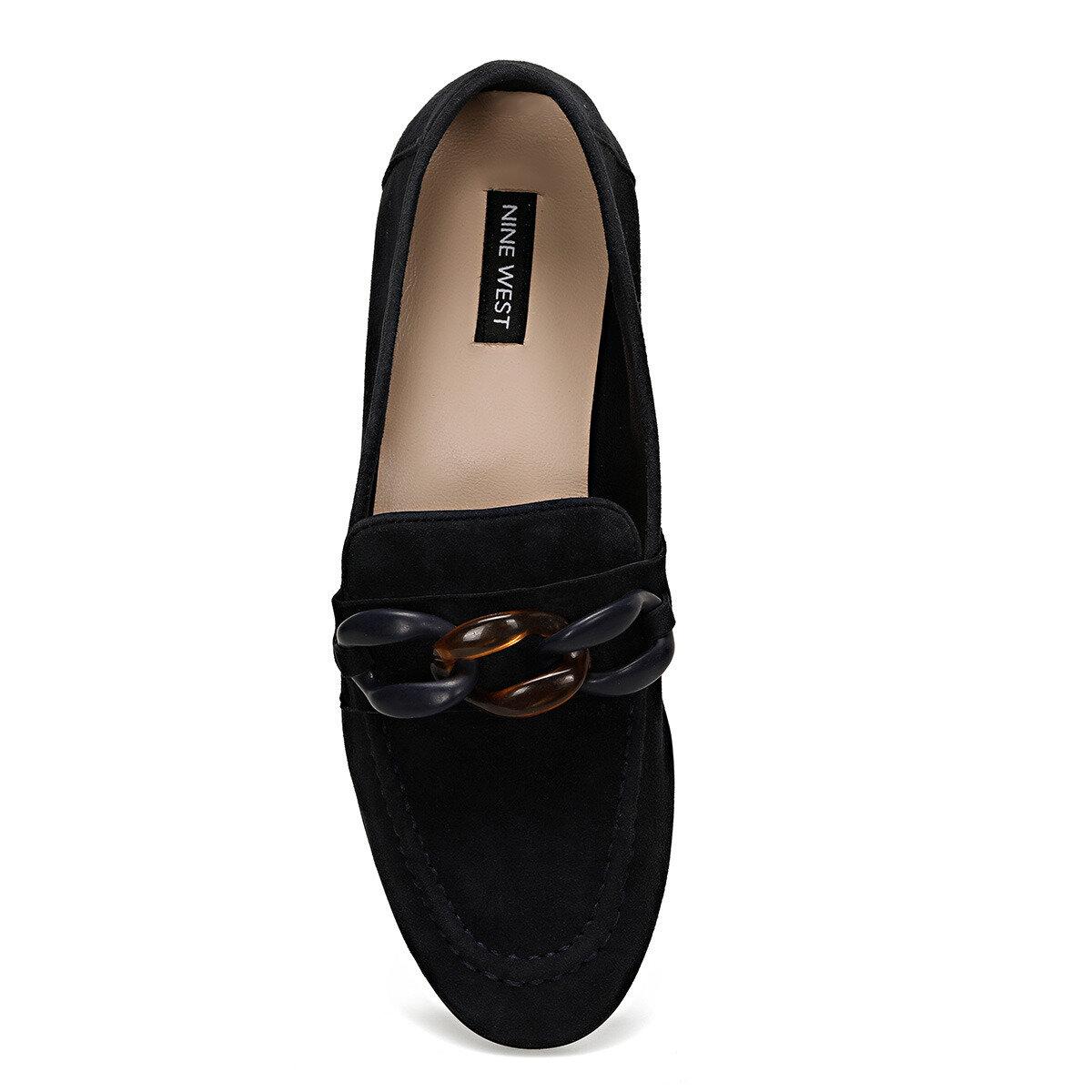 ETO Lacivert Kadın Loafer