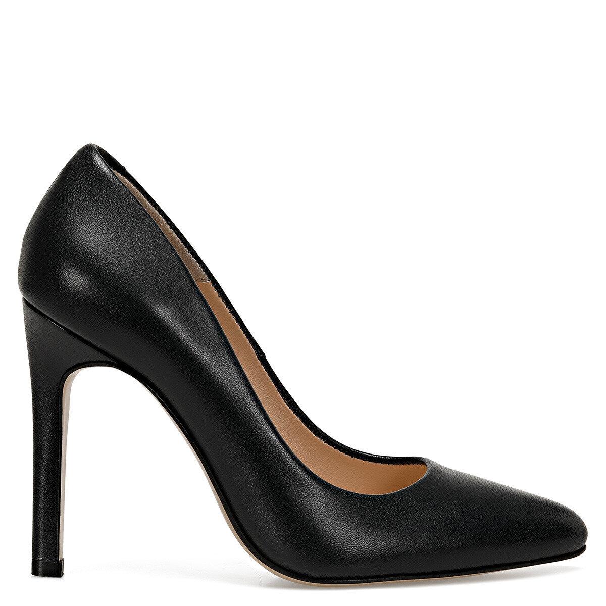 FRONTA Lacivert Kadın Stiletto