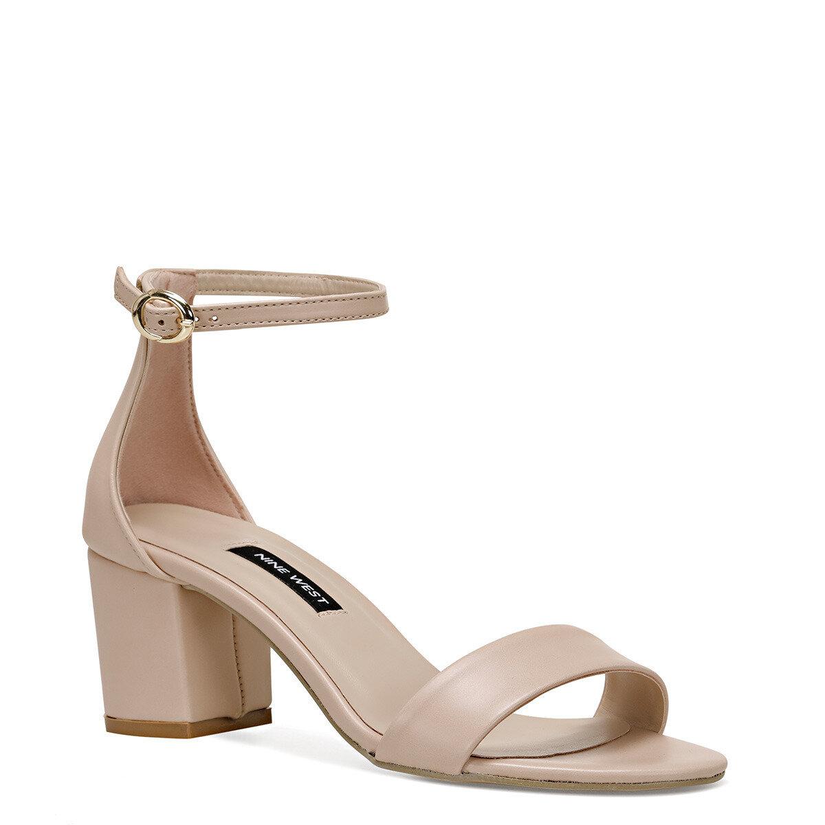 BADALIA-D Açık Bej Kadın Sandalet