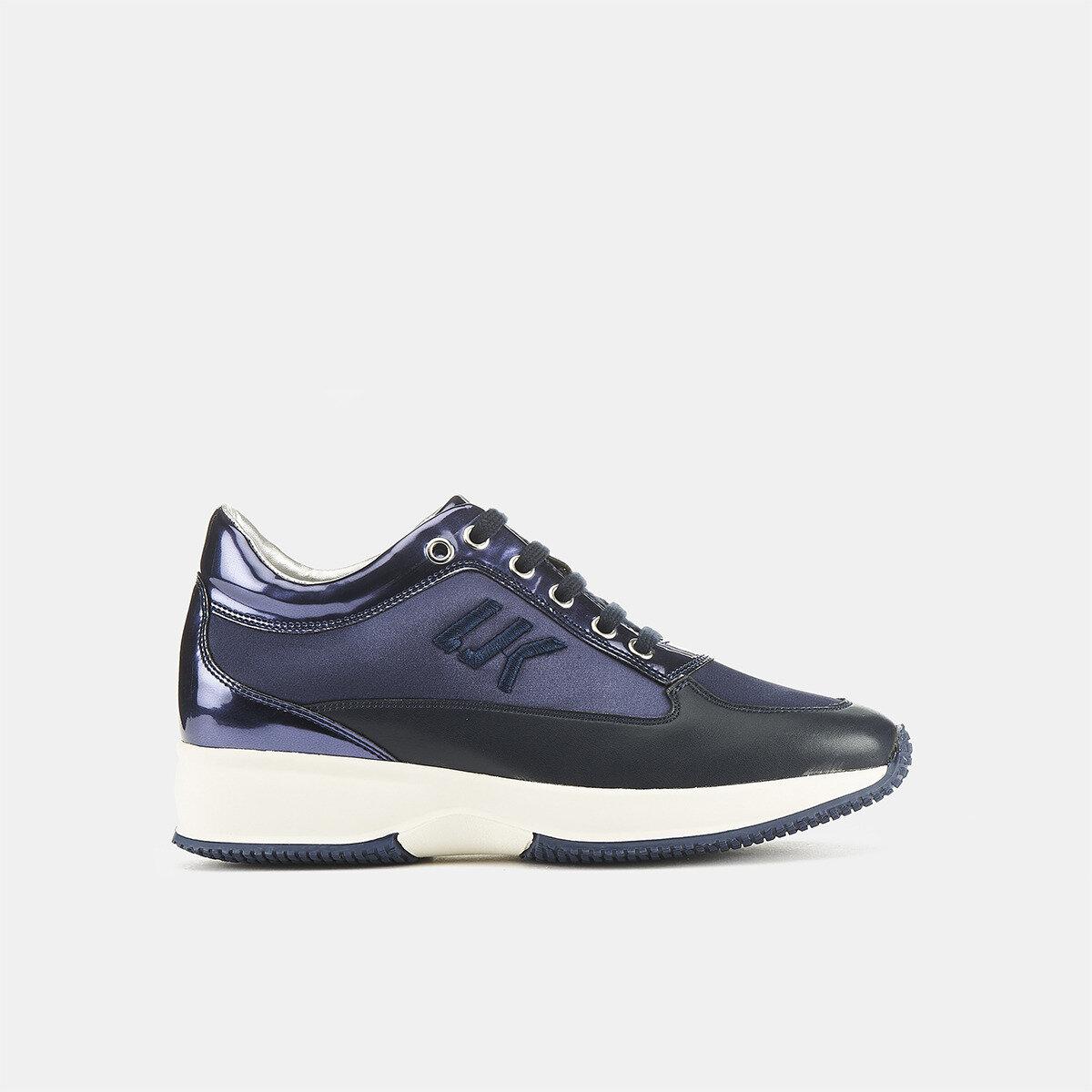 RAUL NAVY BLUE Woman Sneakers