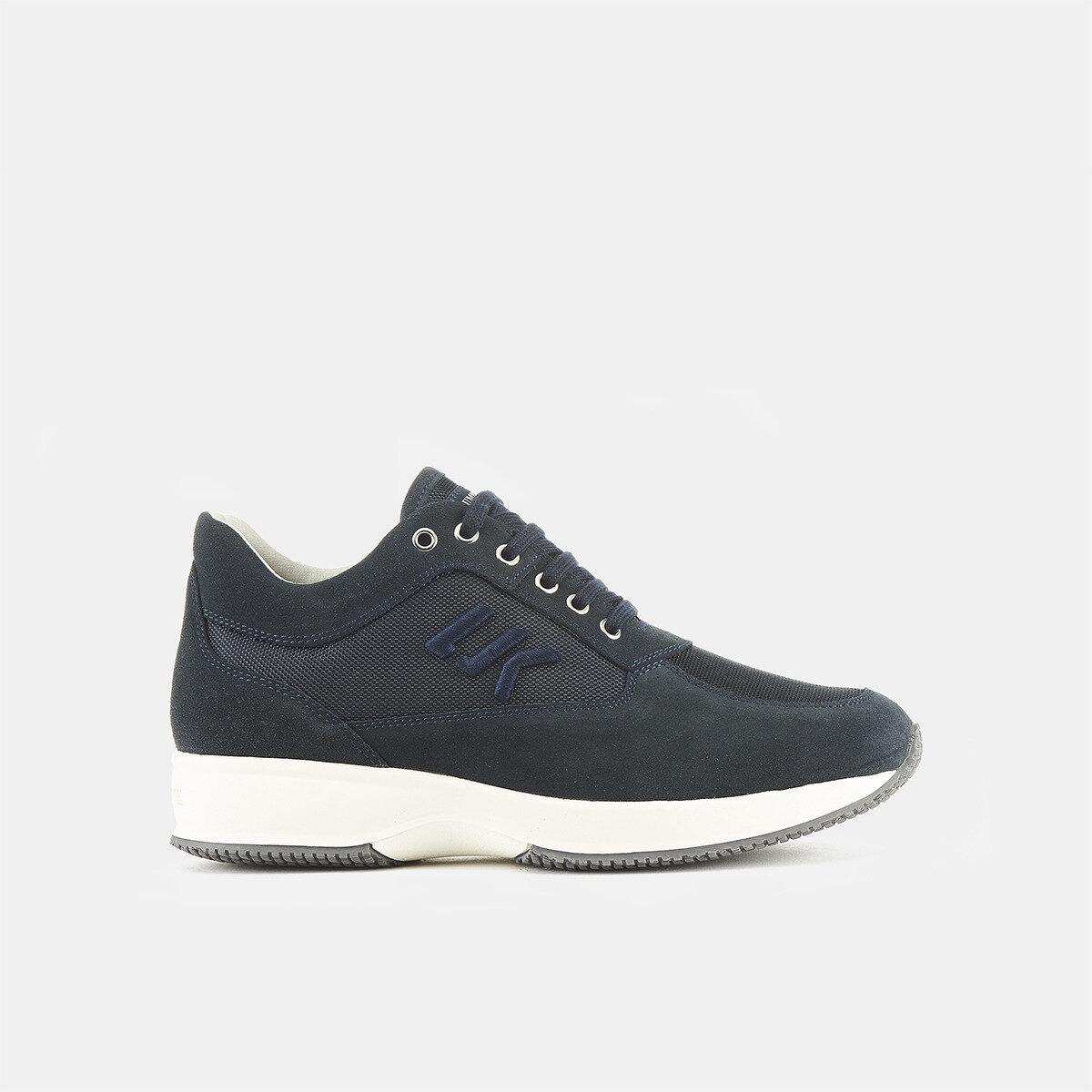 RAUL NAVY BLUE Man Sneakers