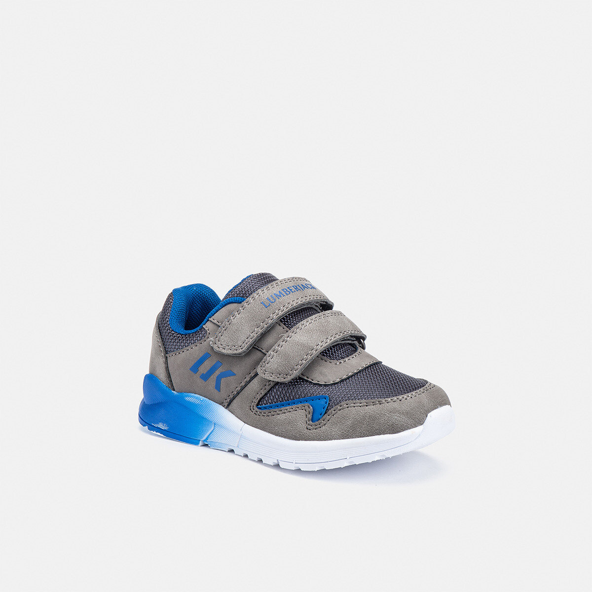 SWING GREY/ROYAL BLUE Boy Sneakers