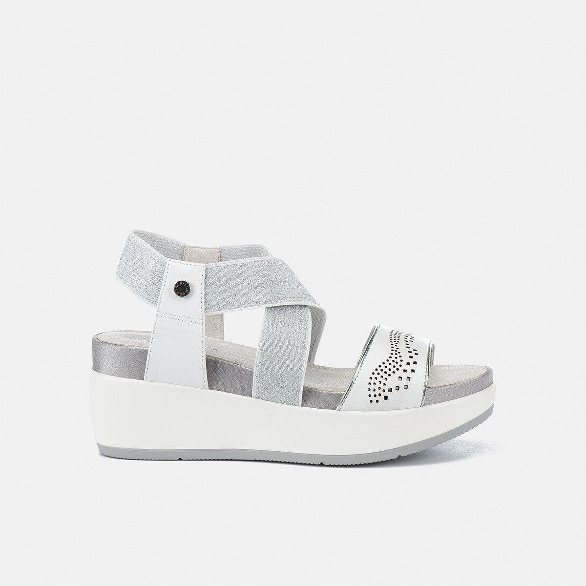 BLANCHE WHITE Woman Sandals