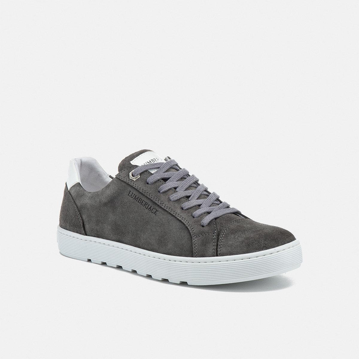 WAYNE ASH GREY Man Sneakers