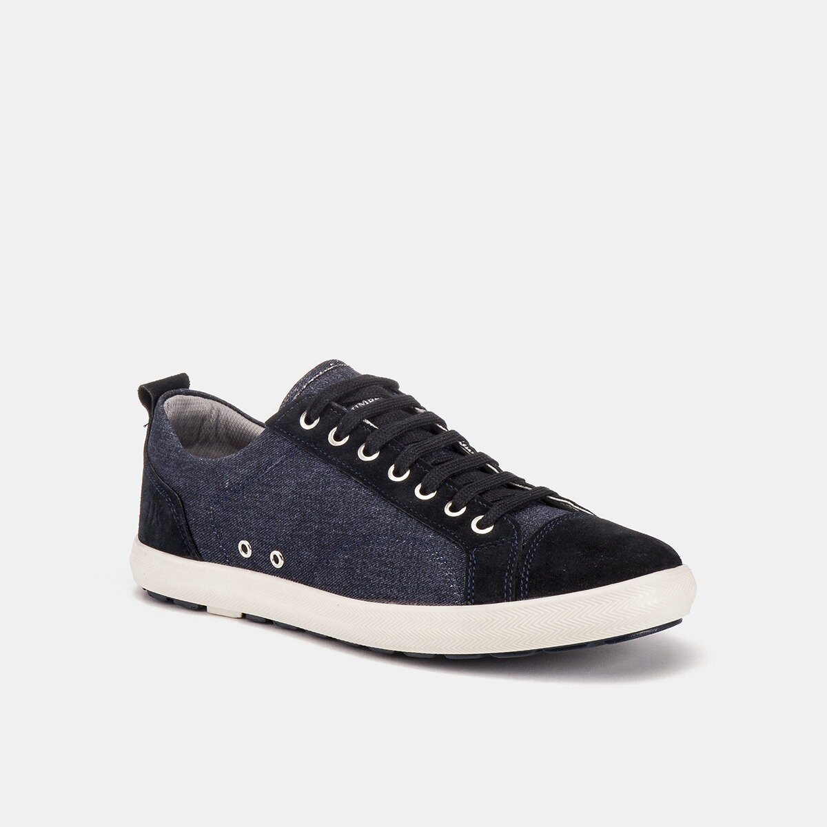 WOLF NAVY BLUE Man Sneakers