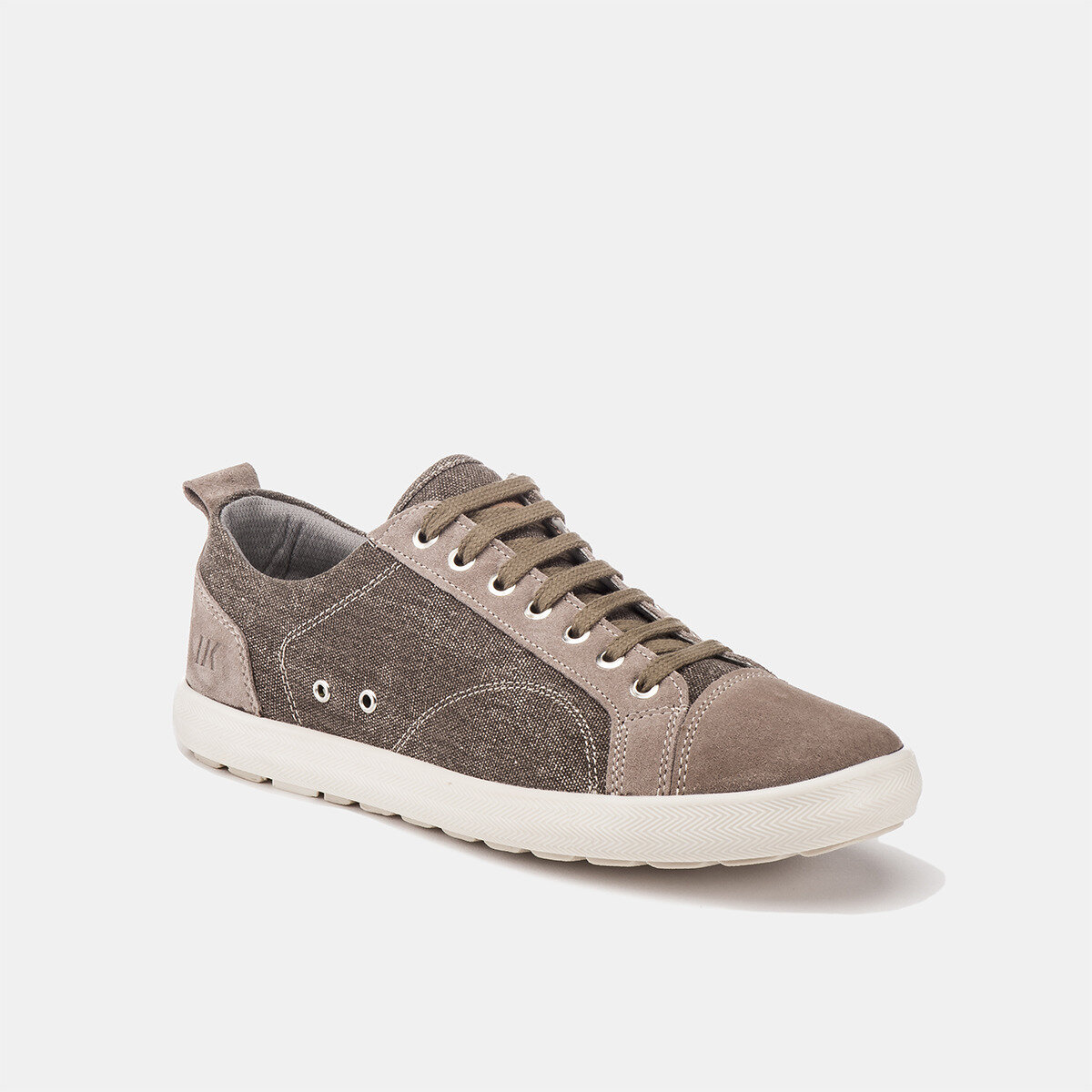 WOLF Taupe Man Sneakers