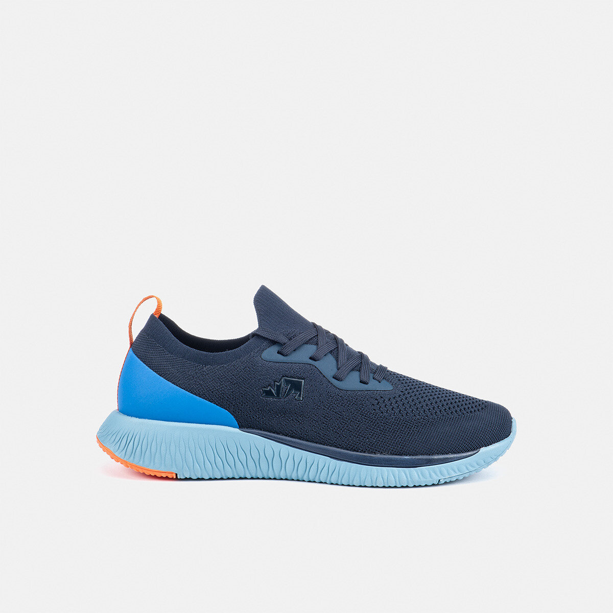 ALLEY NAVY BLUE Man Running shoes