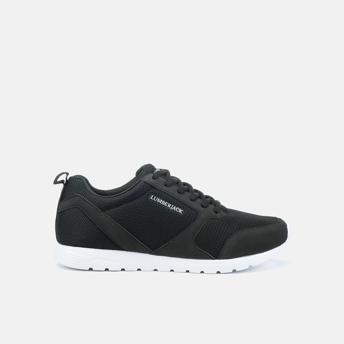 SQUID BLACK Man Running shoes